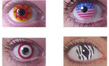 แต่งลูกตา วิธีเพิ่มความสวยแนวใหม่