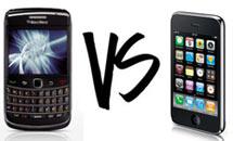 จาก Blackberry สู่ iPhone