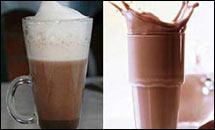 ยกย่องนมช็อกโกแลต เป็นเครื่องดื่มเสริมพลัง