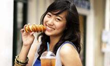 อร่อยเต็มอิ่ม จุใจกับ Oriental Pretzel Dog ใหม่ ตำรับตะวันออกแท้ๆ ที่อานตี้ แอนส์