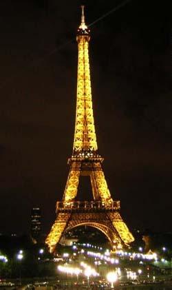 ประเทศฝรั่งเศส, ปารีส