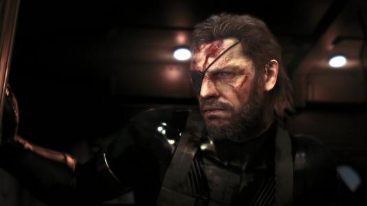 เกมส์ Metal Gear Solid V: The Phantom Pain