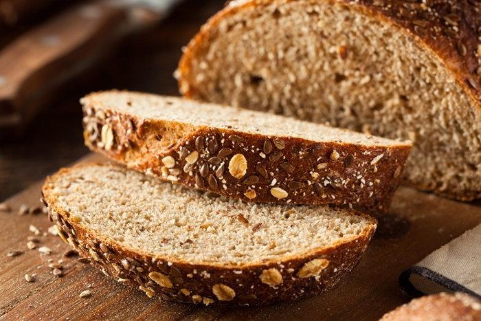 ขนมปังโฮลวีต อาหารลดคอเลสเตอรอล