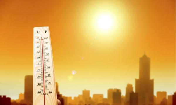 อากาศร้อนจัด เป็นสาเหตุของลมแดด เพลียแดด ตะคริวแดด และผิวหนังไหม้แดด