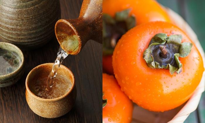sake-persimmon