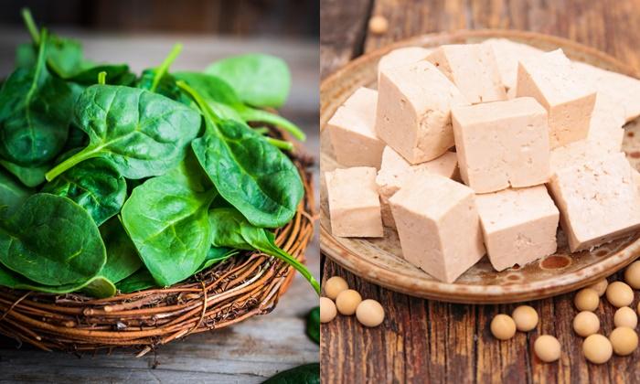 spinach-tofu