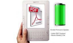 Kindle สามารถอ่านไฟล์ PDF ได้แล้ว