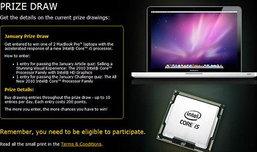 MacBook Pro รุ่นใหม่ใช้ Intel Core i5
