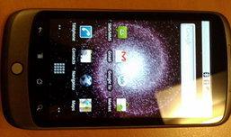 ภาพหลุด สเปคเต็มๆของ Google Phone Nexus One