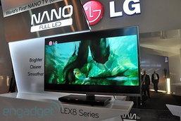 ได้เห็นตัวเป็นๆ แล้ว LG LEX8 Nano LED TV