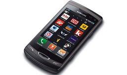 Samsung เผยโฉมมือถือ Bada OS คลื่นลูกที่สองใน Wave II!