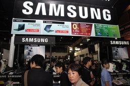พาตะลุยงานคอมมาร์ทตอนแรกไปกับ SAMSUNG