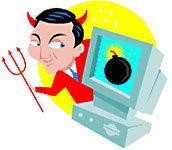 นักวิจัยคิดค้นเทคนิคชะลอการแพร่ขยายของไวรัสคอมพิวเตอร์