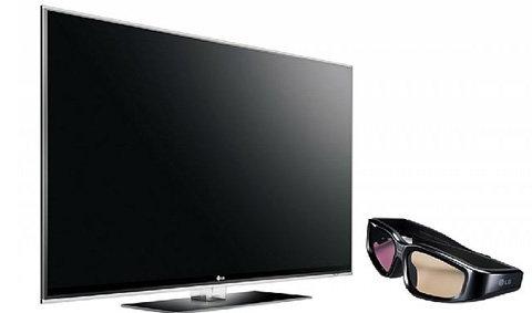 INFINIA FULL LED SLIM 3D TV เครื่องแรกของโลก