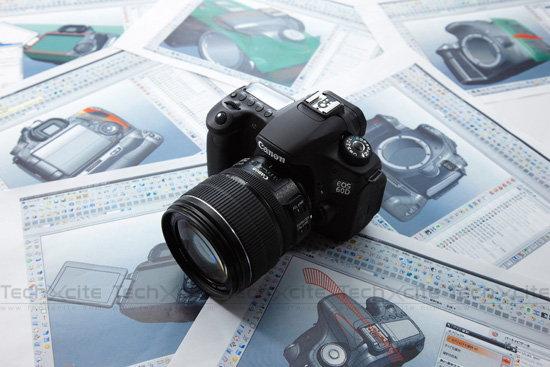 [บทวิเคราะห์] : เปิดตัว Canon EOS 60D ตลาดใหม่หรือหลีกทางคู่แข่ง