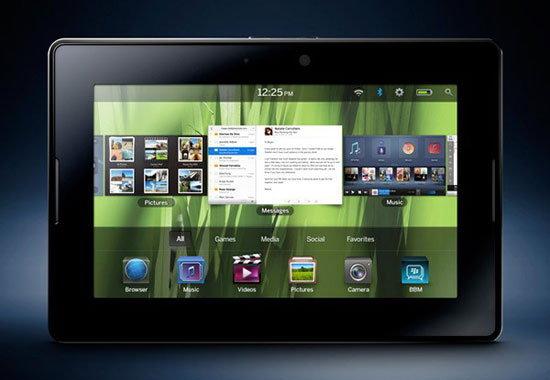 BlackBerry Playbook เครื่องแท็บเบล็ตเทพๆ เปิดราคามาแล้ว