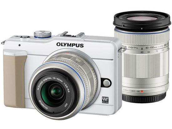 Olympus เปิดตัวกล้องใหม่เบาโคตรไม่ถึง 5 ขีด!