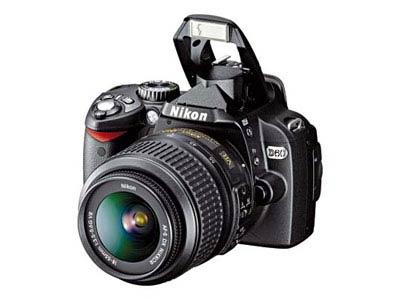 กล้อง NIKON D60