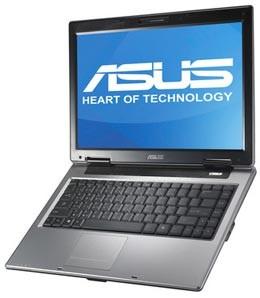 โน๊ตบุ๊ค Asus A8M18DSM120At