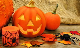 รวมไอเดียแต่งบ้านวัน Halloween สนุก ขนหัวลุก