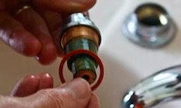 ขั้นตอนการซ่อมก๊อกน้ำอ่างล้างจาน