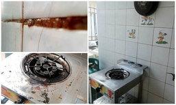 ง่ายๆ กับวิธีขจัดคราบน้ำมันจากผนังครัว