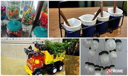 15 ชิ้น indoor ไอเดียแต่งบ้านจากงานแฟร์ ถึงรีสอร์ทที่สวนผึ้ง