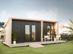 แบบบ้านหลังเล็ก สร้างเสร็จเร็วด้วยงบจำกัด