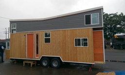 บ้านหลังเล็กบนล้อเลื่อน และกรงไก่ ความฝันเกษตรกรชิค ชิค