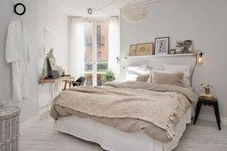 เทคนิคง่ายๆ แม้เป็นมือใหม่ แต่งห้องนอนสไตล์มินิมอลให้สวยได้ในแบบที่ชอบ