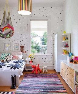 4 ไอเดียสุดสดใส แต่งห้องนอนเด็กให้สวยเก๋...ไม่ซ้ำแบบใคร