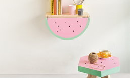 Watermelon Plus Function เฟอร์นิเจอร์ประหยัดพื้นที่พร้อมฟังก์ชันที่ลงตัว