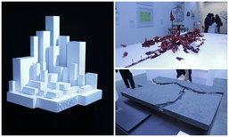 """ไอเดีย """"เมืองไซไฟ"""" ของเมืองไทยในอนาคตที่ """"งานสถาปนิก 59"""""""