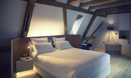 เปลี่ยนห้องนอนให้อยู่สบายไม่แพ้ห้องพักโรงแรมด้วยแสงไฟ