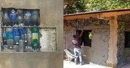 """Plastic Bottle Village"" ลดอุณหภูมิภายในบ้านด้วยขวดพลาสติก!! โปรเจคดีๆ จากปานามา"