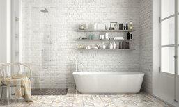 4 วิธีแต่งห้องน้ำให้สวยเหมือนห้องสปาด้วยงบประหยัด