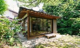 บ้านไม้หลังเล็ก ตกแต่งภายในแบบญี่ปุ่น อยู่สะดวกสบายและเป็นมิตรกับสิ่งแวดล้อม