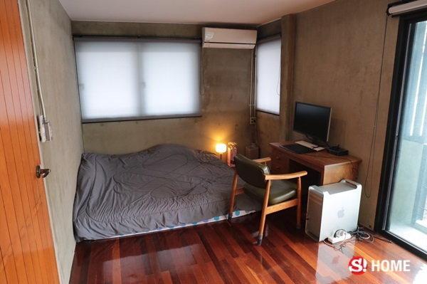 ห้องนอนบ้านใหม่