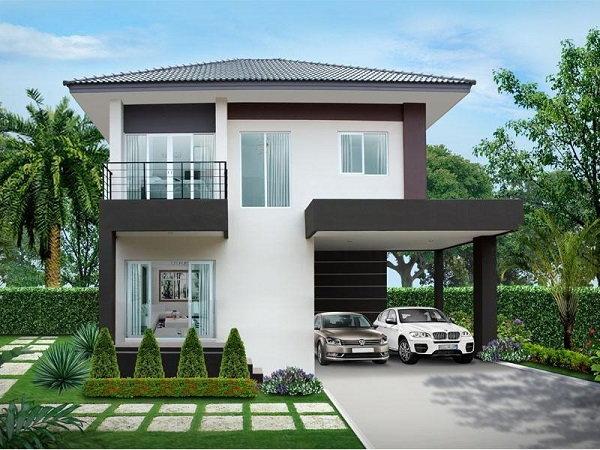 บ้านใหม่โครงการ ซื่อตรง โคซี่ บางบัวทอง