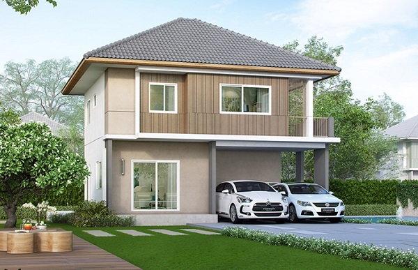 บ้านโครงการใหม่ เดอะ วิลล่า รัตนาธิเบศร์