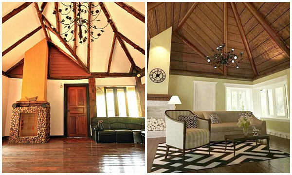 Renovate บ้านกลิ่นอายล้านนา เป็น บ้านกระท่อมอังกฤษ