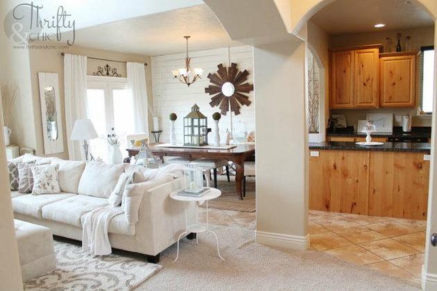 """20 วิธีสร้างภาพให้ """"บ้าน"""" สะอาดเอี่ยม ด้วยเคล็ดลับแบบเร่งด่วน"""