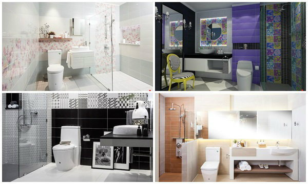 เลือกห้องน้ำสวยให้เข้ากับ Lifestyle