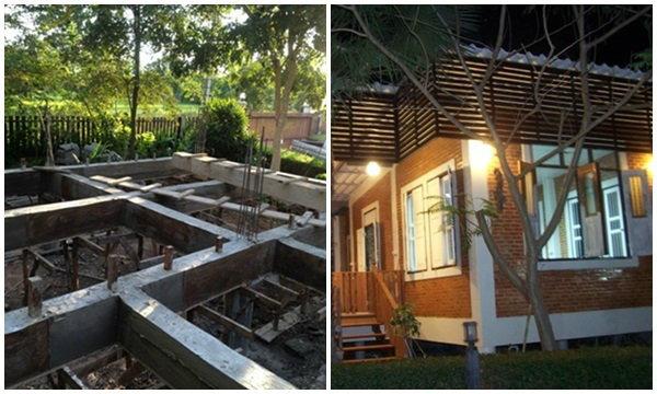 สุดยอดไอเดีย ! สร้างบ้านหลังที่สอง ด้วยของเหลือจากบ้านหลังแรก