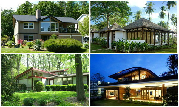 เลือกหลังคาให้เหมาะสมกับแบบบ้าน สร้างสไตล์ความเป็นคุณได้อย่างชัดเจน