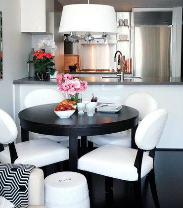 5 ไอเดียแต่งห้องครัวให้สวยสำหรับคอนโดขนาดเล็ก