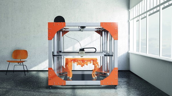 3D PRINTING A NEW WORLD