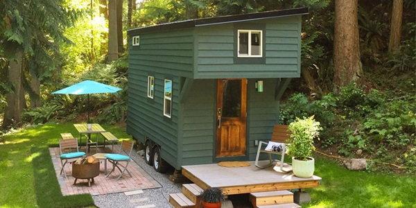 มหัศจรรย์ ! ทำ บ้านใหม่หลังเล็ก แคบ มินิไซส์ ให้กลายเป็นเกสต์เฮาส์นอกเมือง