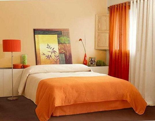 8 โทนสีเพิ่มความสวยปิ๊งให้กับห้องนอน