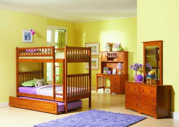 เคล็ดลับแต่งห้องนอนเด็กให้น่ารัก พร้อมเสริมพัฒนาการได้ในตัว